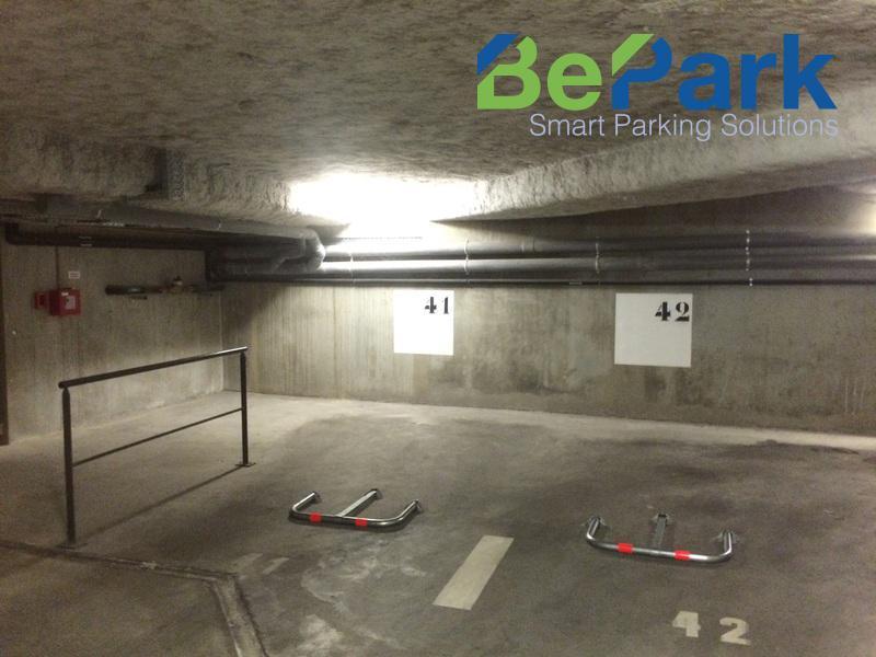 Abonnement Parking Bepark 3 Rue Des Herideaux 69008 Lyon France