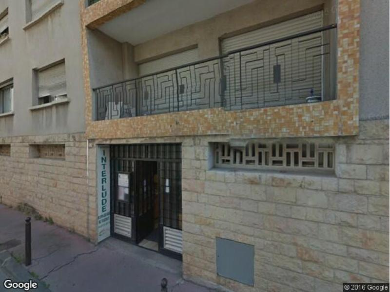 Location de garage - Montpellier - 1 rue Meyrueis