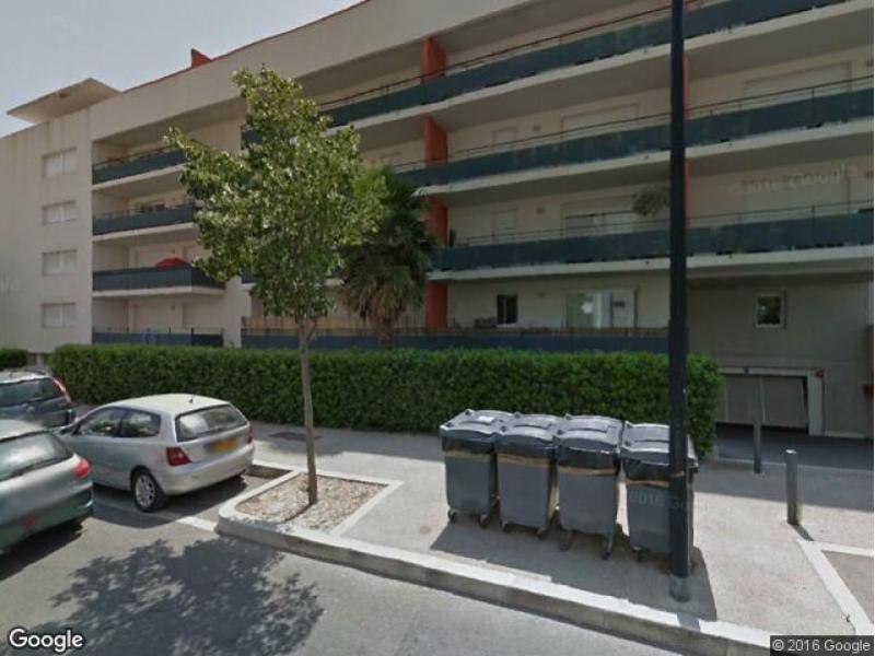 vente de parking montpellier 342 avenue de fes. Black Bedroom Furniture Sets. Home Design Ideas