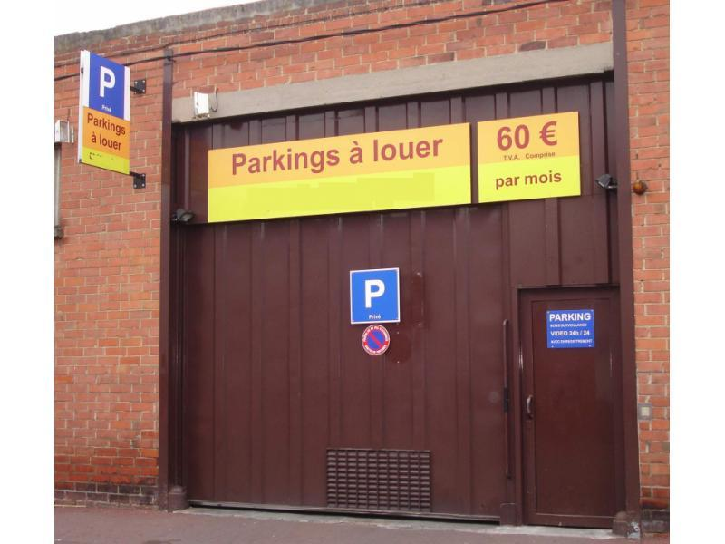 Location de parking - Lille - Arras