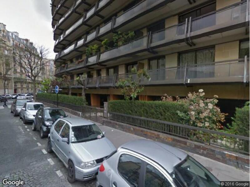 Location de parking - Paris 16 - 21 rue François Gérard