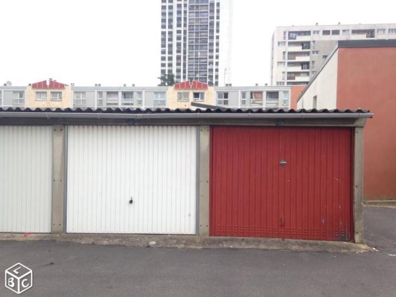 Location de garage pinay sur seine 5 square de la for Garage de la foret epinay