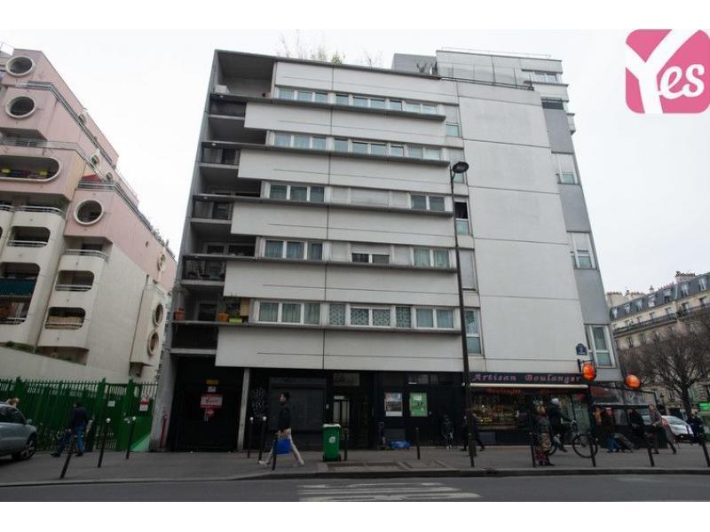 abonnement parking yespark 62 rue de l 39 ourcq 75019 paris france. Black Bedroom Furniture Sets. Home Design Ideas