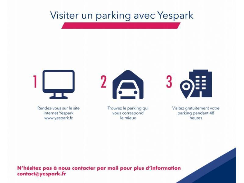 Abonnement Parking Yespark 46 Rue Gabriel Lamé, 75012 Paris, France