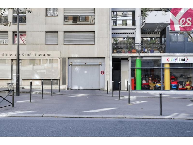 Abonnement Parking Yespark Paris l'Amiral Mouchez