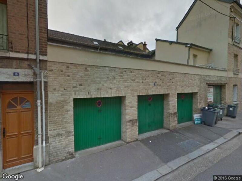 Location de garage elbeuf 12 rue jacquard for Garage de location