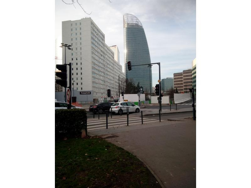 Location de parking - Courbevoie - square Henri Regnault