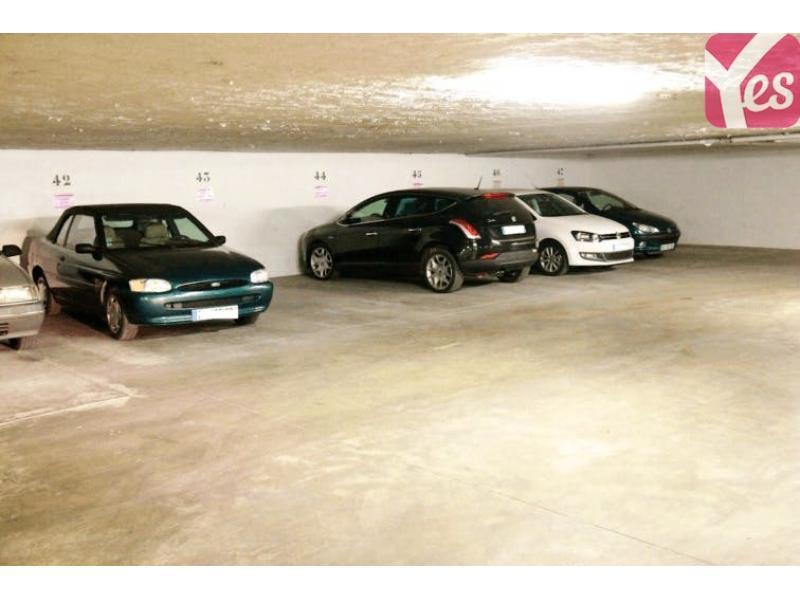 abonnement parking yespark paris antoine julien h nard. Black Bedroom Furniture Sets. Home Design Ideas