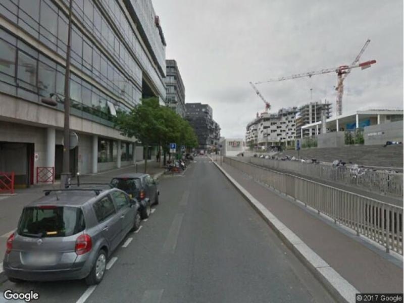 Location de parking - Paris 13 - 21 rue Emile Durkheim