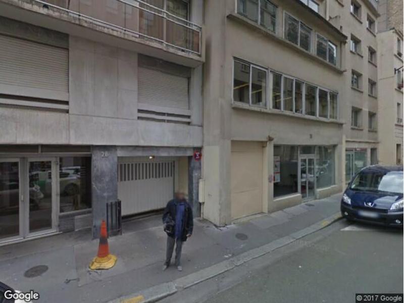 parking louer paris 17 20 rue guillaume tell. Black Bedroom Furniture Sets. Home Design Ideas