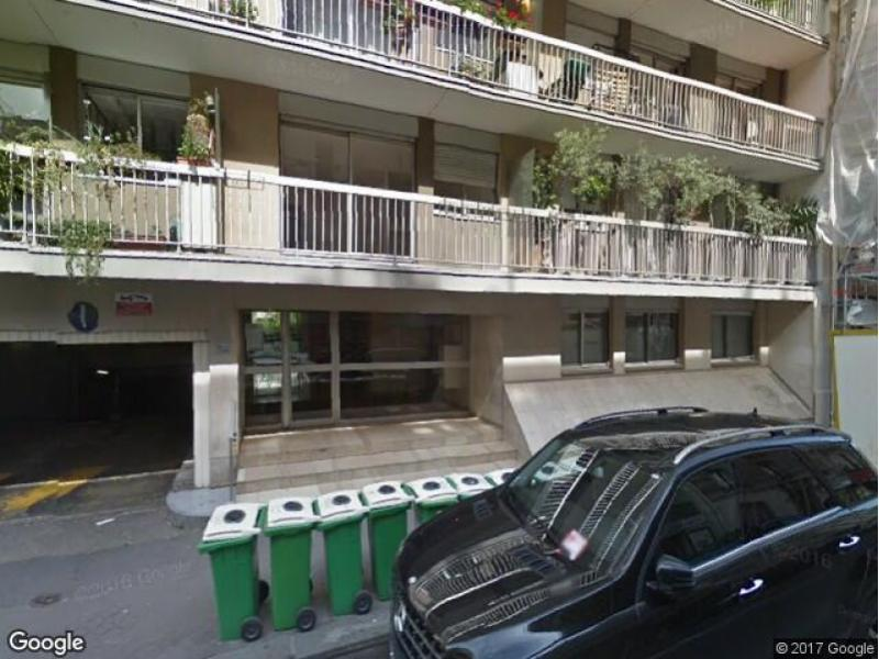 Place de parking louer paris 18 63 rue letort - Parking porte de clignancourt paris 18 ...