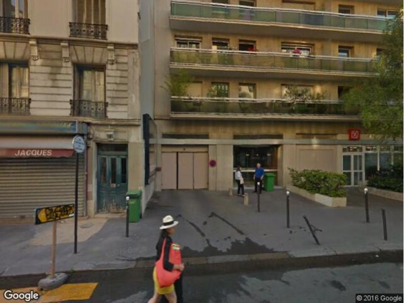 Place de parking à louer - Paris-14E-Arrondissement 14 - Denfert-Rochereau - Saint-Jacques