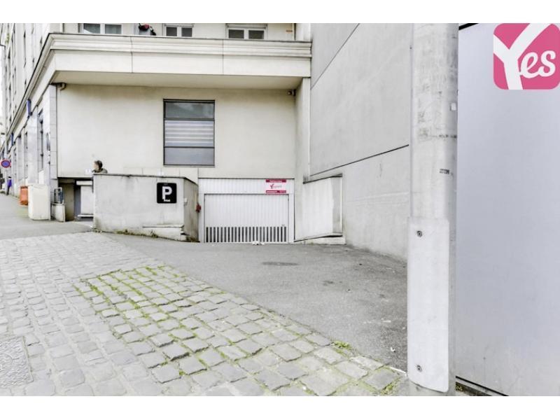 Abonnement Parking Yespark 5 Rue Edmond Michelet 94270 Le Kremlin Bic Tre France