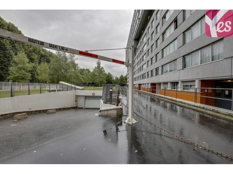 Abonnement Parking Yespark All E Valentin Abeille 75018 France