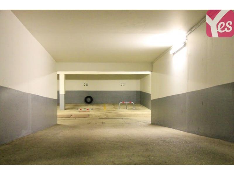 abonnement parking yespark 107 rue de l 39 ourcq 75019 paris france. Black Bedroom Furniture Sets. Home Design Ideas