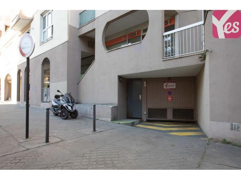 abonnement parking yespark 6 rue d 39 al sia 75014 paris france. Black Bedroom Furniture Sets. Home Design Ideas