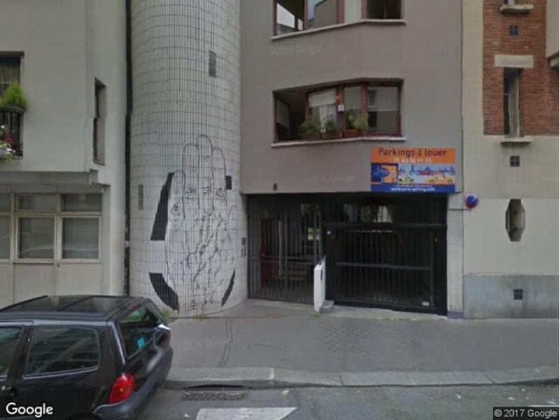 parking louer paris 5 5 rue de valence. Black Bedroom Furniture Sets. Home Design Ideas