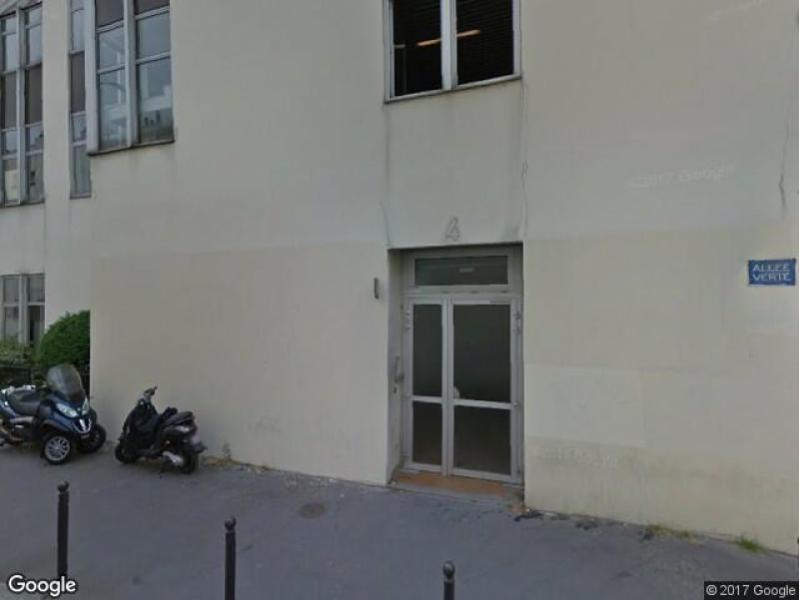 Parking louer paris 11 4 all e verte - Office depot boulevard richard lenoir ...
