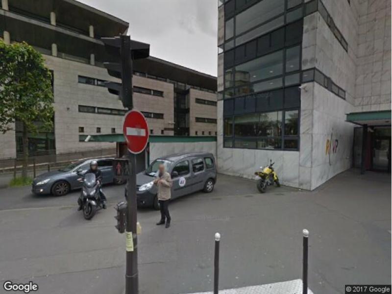 Location de parking paris 13 11 avenue de la porte d for Arrondissement porte d italie