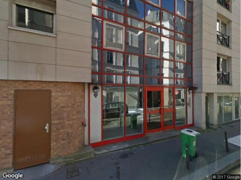 parking louer paris 19 10 rue de chaumont. Black Bedroom Furniture Sets. Home Design Ideas