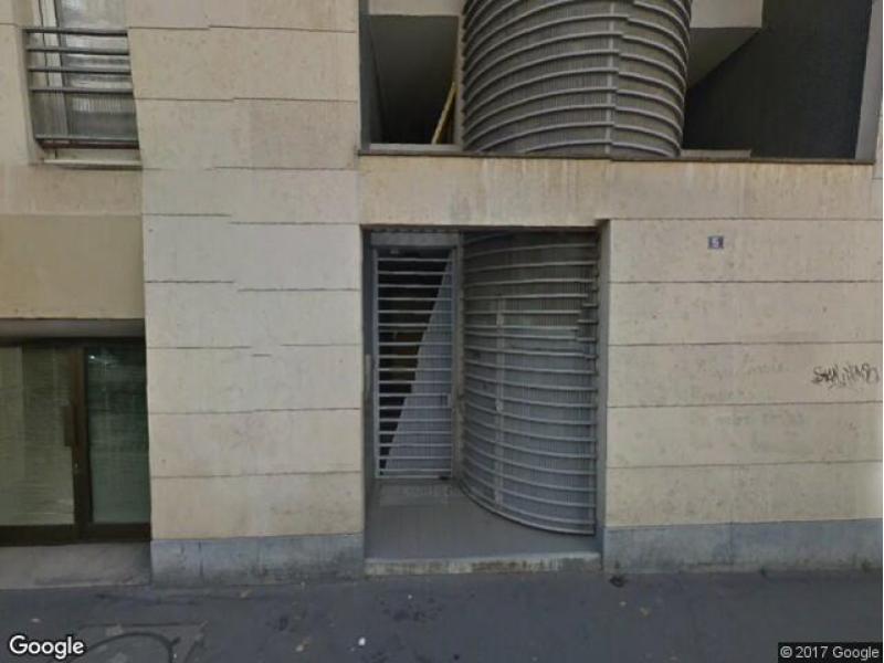 parking louer paris 19 5 rue de rouen. Black Bedroom Furniture Sets. Home Design Ideas