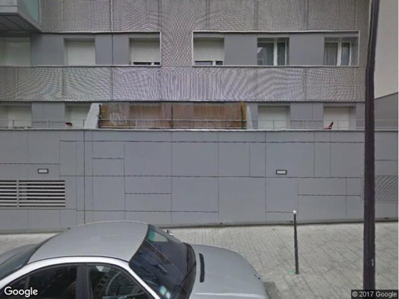 parking louer paris 20 10 square des cardeurs. Black Bedroom Furniture Sets. Home Design Ideas