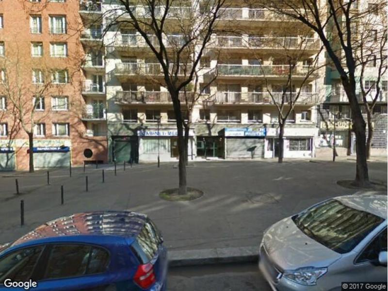 place de parking louer paris 19 309 rue de belleville. Black Bedroom Furniture Sets. Home Design Ideas