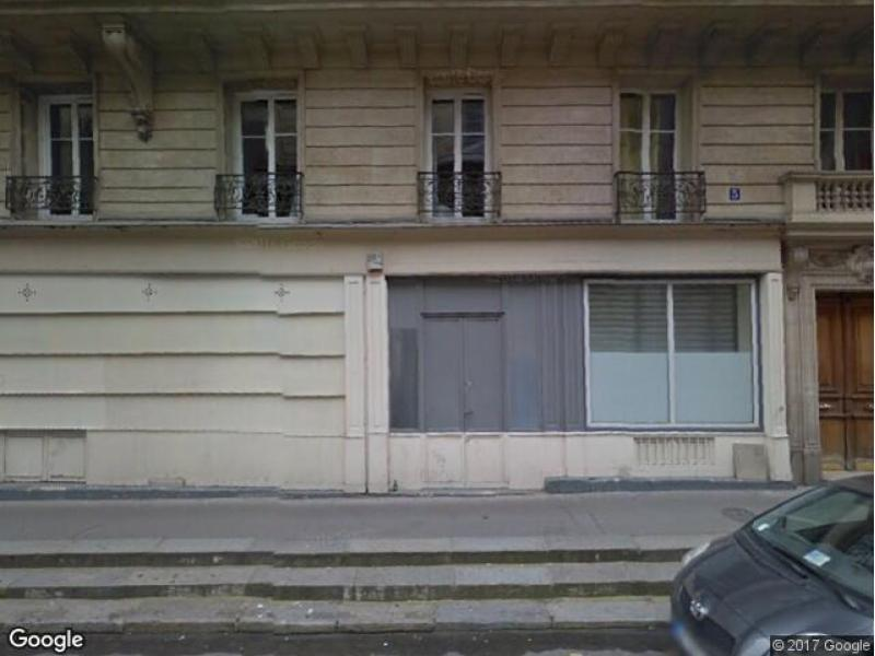 Parking louer paris 11 4 rue de la folie m ricourt - Office depot boulevard richard lenoir ...