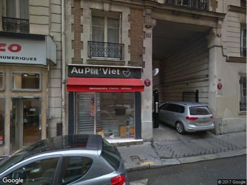 Paris 40 rue lauriston location de place de parking - Place de parking location ...