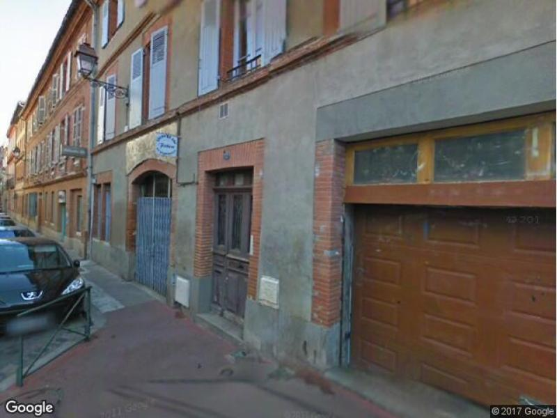 Location de parking toulouse 12 rue lakanal for Location de garage toulouse