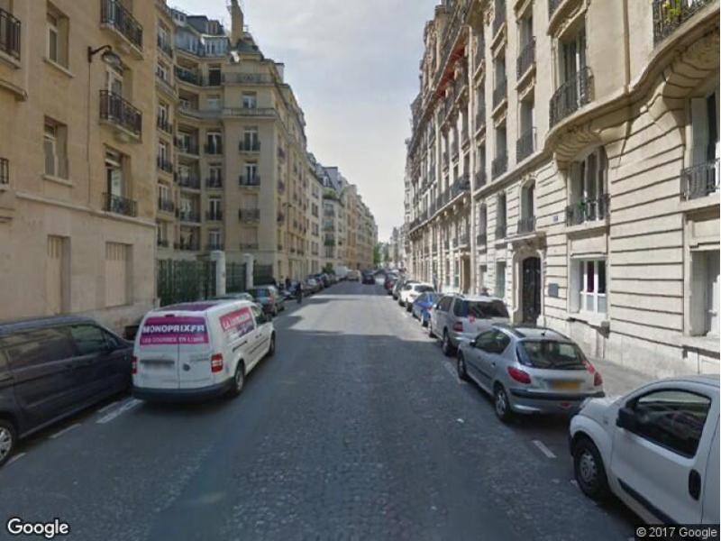 Location de parking paris 16 13 rue raynouard - Monoprix rue de passy ...