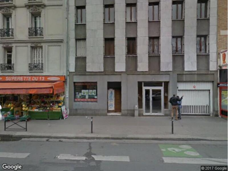 Location de parking - Paris 13 - 75 boulevard Vincent-Auriol