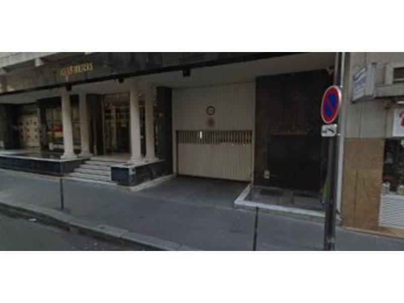 Paris 8 15 rue de berri place de parking louer - Place de parking location ...