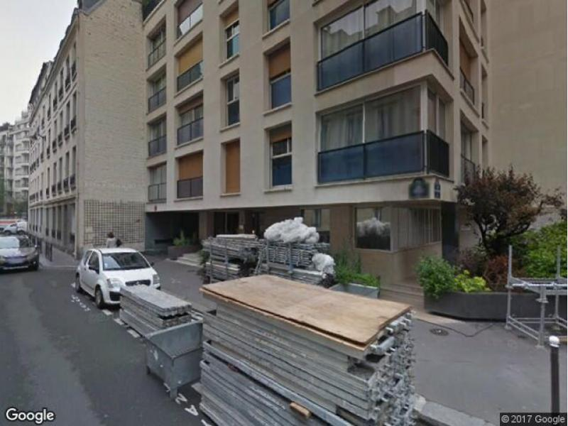 vente de parking paris 16 22 rue nicolo. Black Bedroom Furniture Sets. Home Design Ideas
