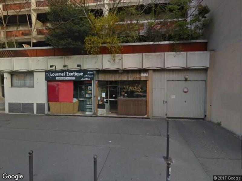 Place de parking à louer - Paris 75015 - 22 rue de Lourmel