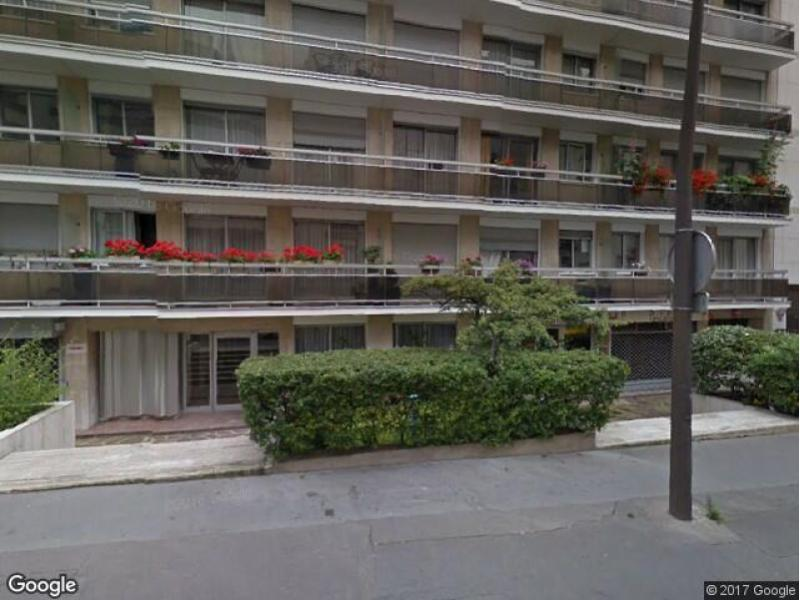 Location de parking - Paris 15 - 7 rue d'Arsonval