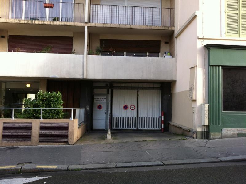parking louer paris 19 40 rue bouret. Black Bedroom Furniture Sets. Home Design Ideas