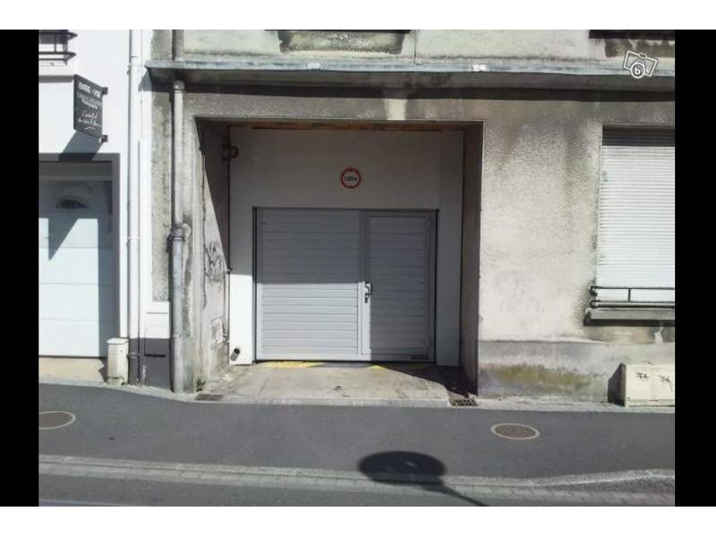 Location de parking brest rue de glasgow for Garage brest location