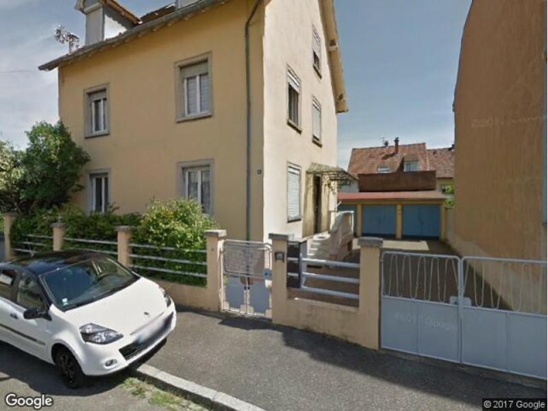 Location de garage bischheim 8 rue victor hugo for Garage de location