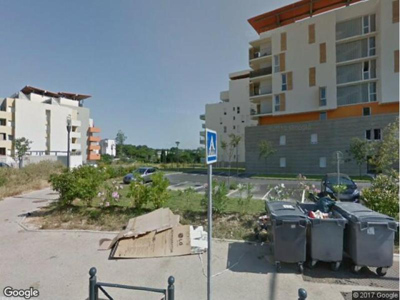 location de parking montpellier 190 rue fra angelico. Black Bedroom Furniture Sets. Home Design Ideas