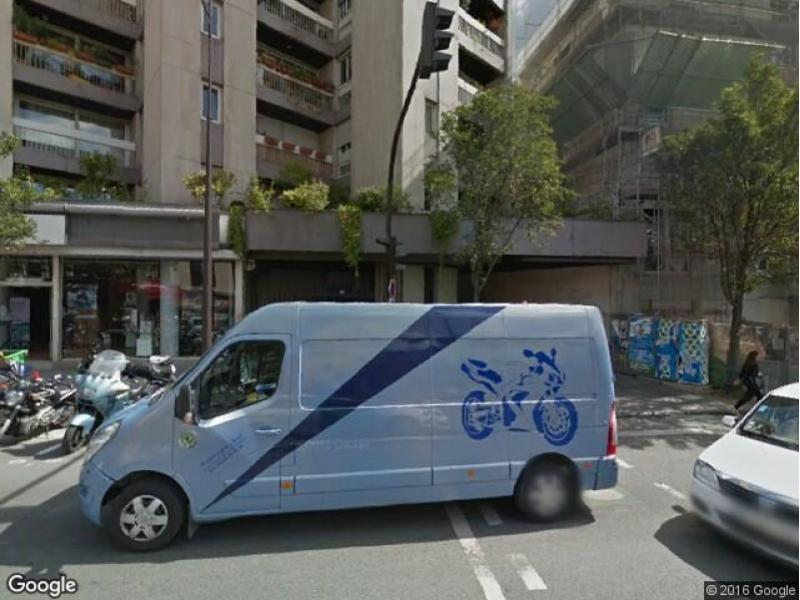 Location de parking - Paris 10 - Quartier Sainte-Marthe