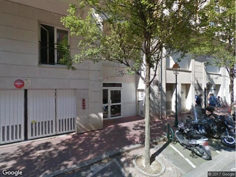 Location de parking - Saint-Maurice - 2 rue Fragonard