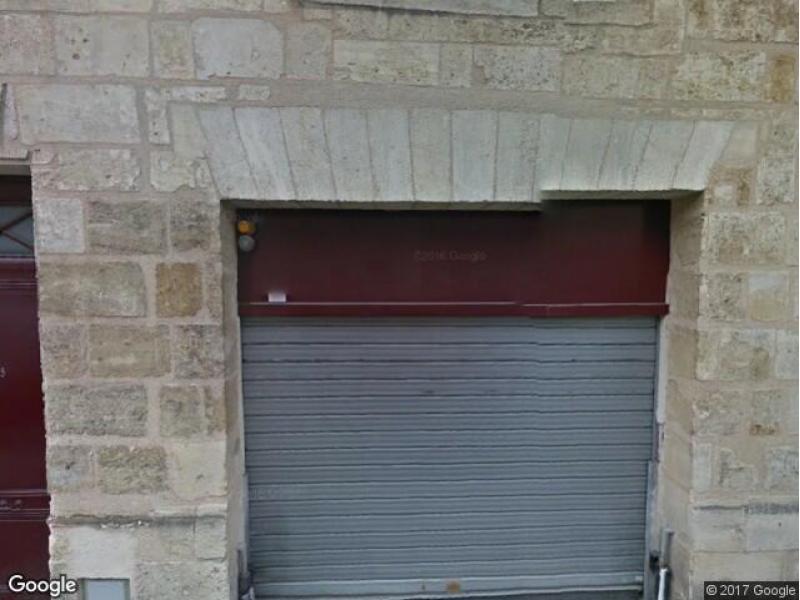 Location de garage bordeaux 5 rue verteuil - Garage a louer bordeaux ...