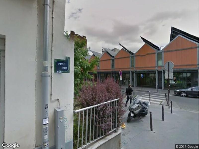Parking louer paris 18 135 rue du mont cenis - Parking porte de clignancourt paris 18 ...