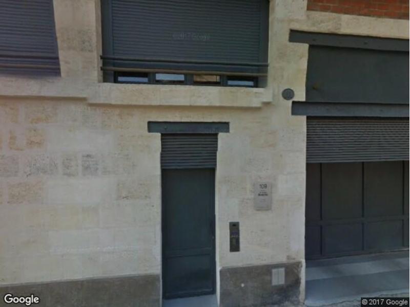 location de parking bordeaux 109 rue mouneyra. Black Bedroom Furniture Sets. Home Design Ideas