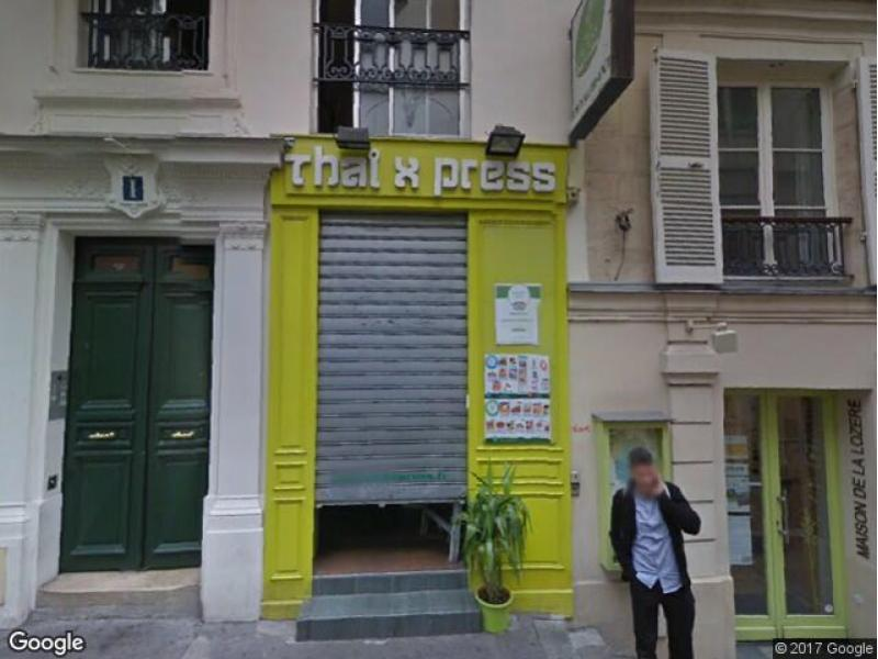 Vente de parking - Paris 6 - 25 rue Francisque Gay