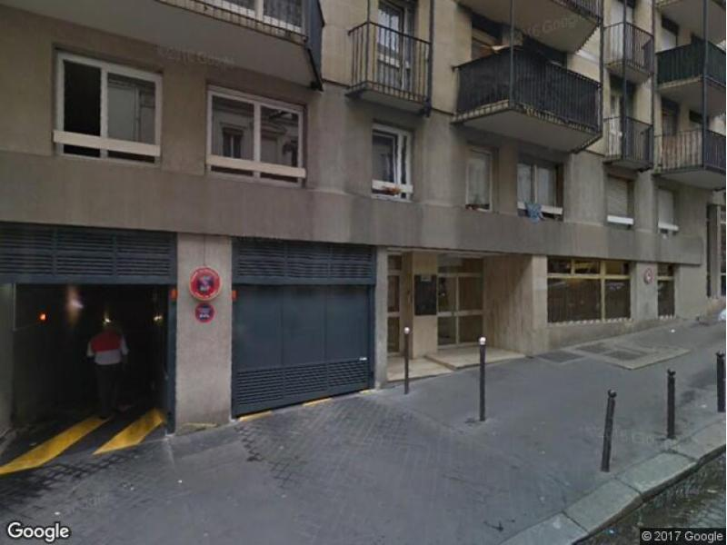 Location de parking - Paris 18 - 37 rue Labat