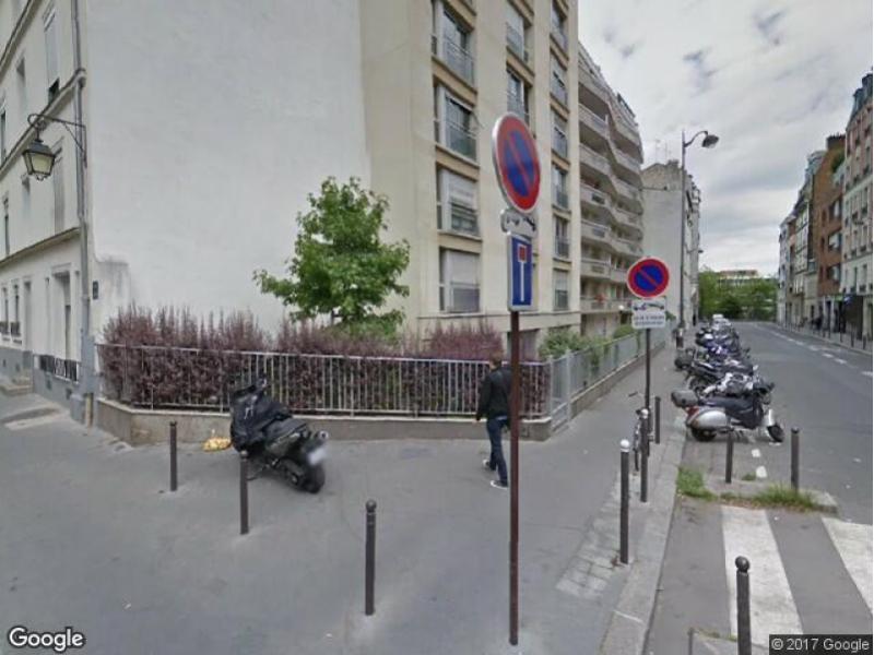 Paris 18 135 rue du mont cenis location de place de for Location paris 18