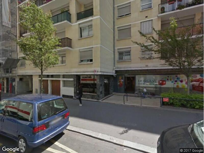 Location de parking - Paris 13 - 13 rue Vergniaud
