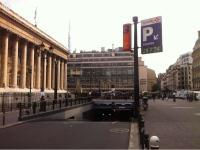 Location de parking - Paris 2 - place de la Bourse